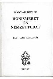 Honismeret és nemzettudat - Régikönyvek