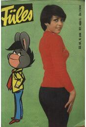 Füles 1977. év (töredék) - Régikönyvek