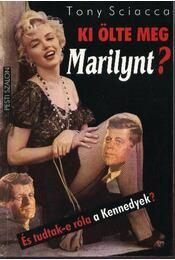 Ki ölte meg Marilynt? - Régikönyvek