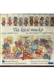 Tíz kicsi mackó - Régikönyvek