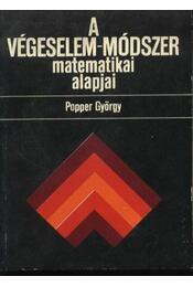 A végeselem-módszer matematikai alapjai - Régikönyvek