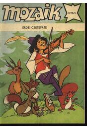Erdei csetepaté (Mozaik 1978/5.) - Régikönyvek