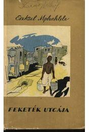 Feketék utcája - Régikönyvek
