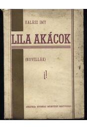 Lila akácok - Régikönyvek