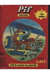 Pif Poche 251 - Régikönyvek