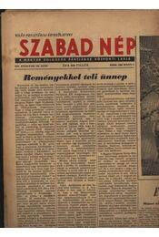 Szabad Nép 1956. május - Régikönyvek