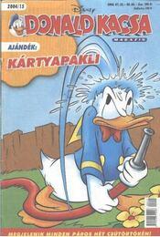 Donald Kacsa 2004/15. - Régikönyvek