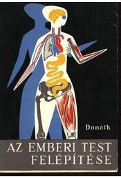 Az emberi test felépítése - Régikönyvek