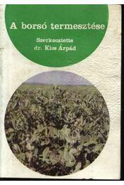 A borsó termesztése - Régikönyvek