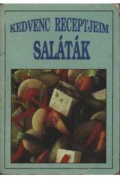 Saláták - Régikönyvek