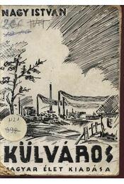 Külváros - Régikönyvek