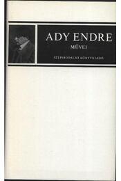 Ady Endre publicisztikai írásai I-III. kötet - Régikönyvek