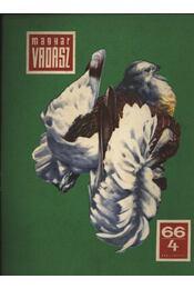 Magyar Vadász 1966/4. - Régikönyvek