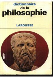 Dictionnaire de la philosophie - Régikönyvek
