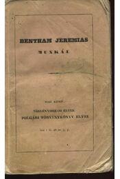 Törvényhozási elvek , polgári törvénykönyv elvei - Régikönyvek
