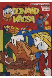 Donald kacsa 2002/11. - Régikönyvek