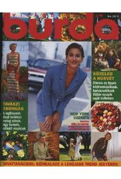 Burda 1998/3. március - Régikönyvek