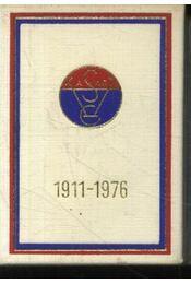 Vasas S C 1911-1976 - Régikönyvek