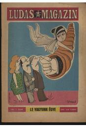Ludas Magazin 1981. 7. szám - Régikönyvek