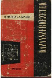 Kazánszerkezetek - Régikönyvek