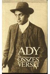 Ady Endre összes versei I-II. kötet - Régikönyvek