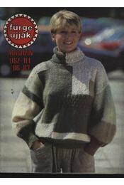 Fürge Ujjak Magazin Ősz-tél '86-87 - Régikönyvek