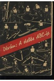 A síelés ABC-je - Régikönyvek