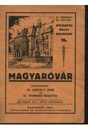 Magyaróvár - Régikönyvek