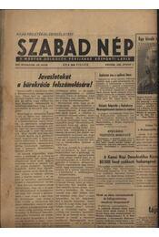 Szabad Nép 1956. június - Régikönyvek