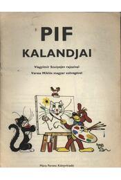 Pif kalandjai - Régikönyvek