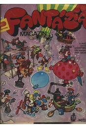 Fantázia Magazin 1985. december - Régikönyvek