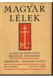 Magyar Lélek 1941. október - Régikönyvek