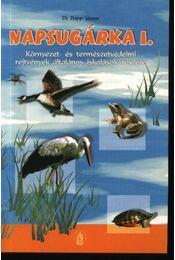 Napsugárka I. - Régikönyvek
