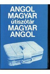 Angol-magyar, magyar-angol útiszótár - Régikönyvek