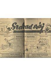 Szabad száj II. évf. 9. szám, 1947. március 1. - Régikönyvek