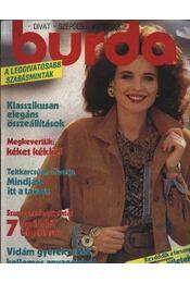 Burda 1990/1. január - Régikönyvek