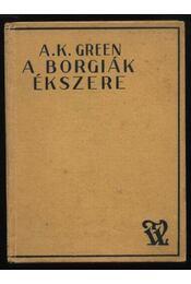 A borgiák ékszere - Régikönyvek