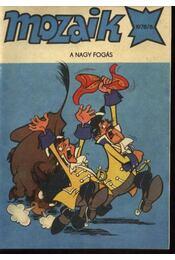 A nagy fogás (Mozaik 1978/8.) - Régikönyvek