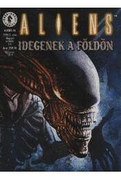 Aliens 1999/3. szám - Idegenek a Földön - Régikönyvek