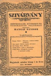 Uj Szivárvány - VII. évfolyam, 12-13. szám - Régikönyvek