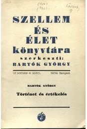 Történet és értékelés - Régikönyvek