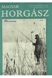 Magyar Horgász 1973. január-december - Régikönyvek