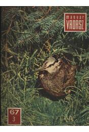 Magyar Vadász 1967/3. - Régikönyvek