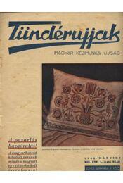 Tündérujjak 1943. 03 hó - Régikönyvek