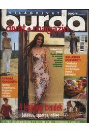 Burda 2000/4. - Régikönyvek