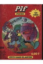 Pif Poche 254 - Régikönyvek