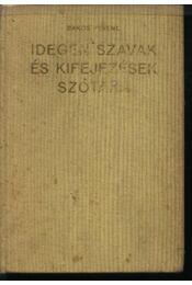 Dictionar Francez-Roman - Régikönyvek