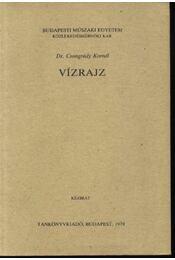 Vízrajz - Régikönyvek