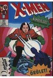 X-Men 1992/2. 2. szám - Régikönyvek