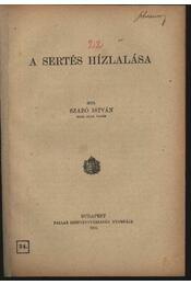 A sertés hízlalása - Régikönyvek